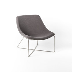 Mishell | Lounge chairs | NOTI