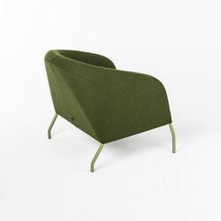 Mula | Lounge chairs | NOTI