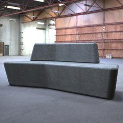 Rune |GRC | Exterior benches | Luxxbox