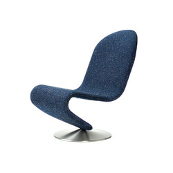 System 1-2-3 | Lounge Chair Standard | Sessel | Verpan