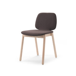 Ela 170.03 | Visitors chairs / Side chairs | Softline - 1979