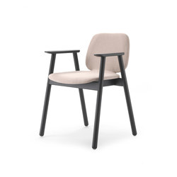 Ela 172.03 | Visitors chairs / Side chairs | Softline - 1979