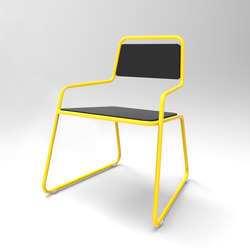 South | Chair | Chaises polyvalentes | Luxxbox