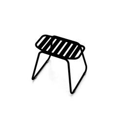 South | SL Low Stool | Sgabelli da giardino | Luxxbox