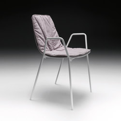 Iris p | Visitors chairs / Side chairs | Softline - 1979