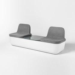 Termo | Waiting area benches | NOTI