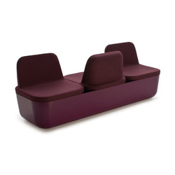 Termo | Waiting area benches | NOTI