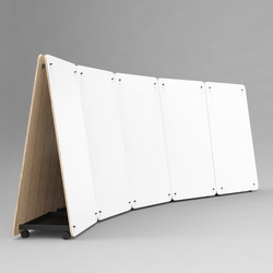 Wedge | Thought Board | Raumteilsysteme | Luxxbox