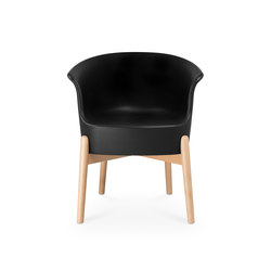 Tulli | Visitors chairs / Side chairs | NOTI