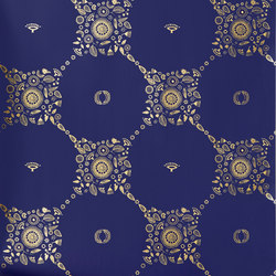 Fez⎟cobalt | Wall coverings / wallpapers | Hygge & West