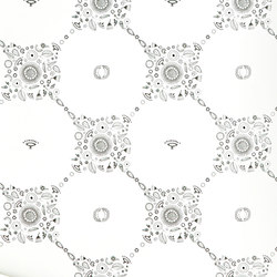 Fez⎟white | Wall coverings | Hygge & West
