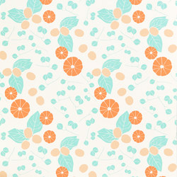 Vitamin C⎟clementine | Wall coverings | Hygge & West