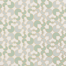 Arcade⎟celadon | Wall coverings / wallpapers | Hygge & West