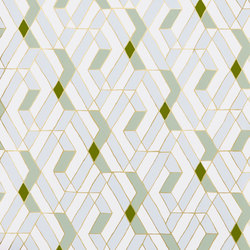 Quilt⎟celedon | Wall coverings | Hygge & West