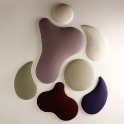Woolbubbles® The Rose | Wall panels | Wobedo Design