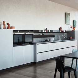 Maxima 2.2 | Composition 6 | Fitted kitchens | Cesar