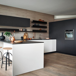 Maxima 2.2 | Composition 7 | Fitted kitchens | Cesar