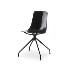 Pauline 6 | Visitors chairs / Side chairs | Softline - 1979
