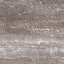 Geo Gris Bush-hammered SK | Ceramic panels | INALCO
