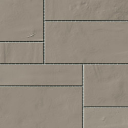 Handcraft Gris Natural SK Mosaic A | Mosaike | INALCO