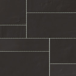 Handcraft Negro Natural SK Mosaic A | Mosaici | INALCO