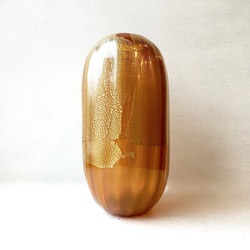 Lanterna Large Gold | Plant pots | Cartwright New York