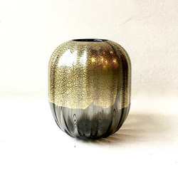 Lanterna Smoky Quartz | Vases | Cartwright New York