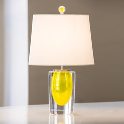 Ombre Bollo Canary | Table lights | Cartwright New York