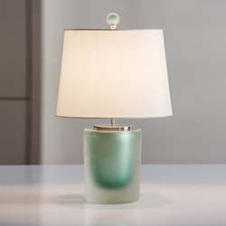 Ombre Bollo Steel Frost | Illuminazione generale | Cartwright New York