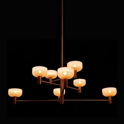 Otto Luce Piccolo | Suspended lights | Cartwright New York