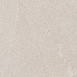 Pacific iTOPKer Blanco Plus Bush-hammered | Keramik Platten | INALCO