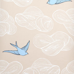 Daydream⎟cream | Wall coverings / wallpapers | Hygge & West