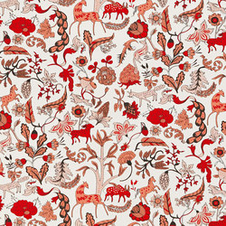 Foret⎟coral | Wall coverings | Hygge & West