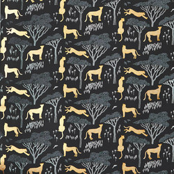 Serengeti⎟ebony | Wall coverings | Hygge & West