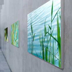 Illuminated Frame Wall-Mounted | …de aluminio | Pixlip