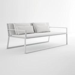 Blau Sofa | Gartensofas | GANDIABLASCO