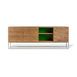 KUUB Anrichte mit Regaleinsatz | Sideboards / Kommoden | Form exclusiv