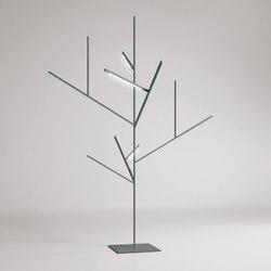 Blau L1 Baum Lampe | Bodenaufbauleuchten | GANDIABLASCO