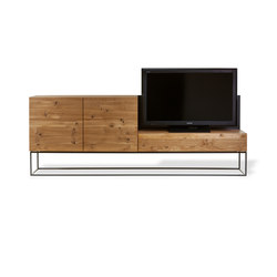 KUUB Medienanrichte | Multimedia Sideboards | Form exclusiv