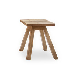 KUUB Hocker/Beistelltisch | Tables d'appoint | Form exclusiv