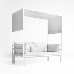 Jian Hooded Sofa | Gazebos | GANDIABLASCO