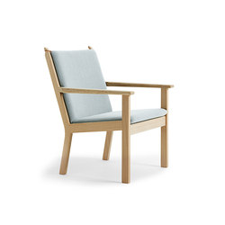 GE 284 Easy Chair | Elderly care armchairs | Getama Danmark