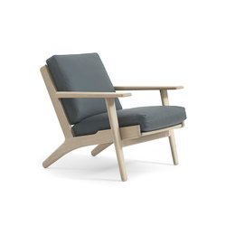 GE 290 Easy Chair | Poltrone lounge | Getama Danmark