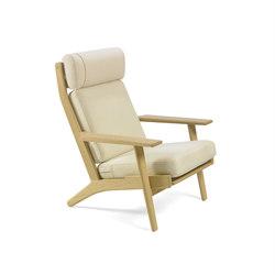 GE 290A High Back Easy Chair | Sillones | Getama Danmark