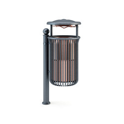 Merlino Litter Bin | Cestini spazzatura | Bellitalia