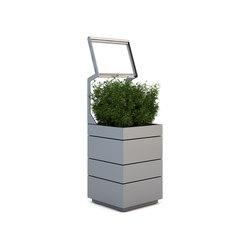 Trento Planter | Pflanzkästen / -kübel | Bellitalia