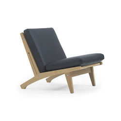 GE 370 Easy Chair | Lounge chairs | Getama Danmark
