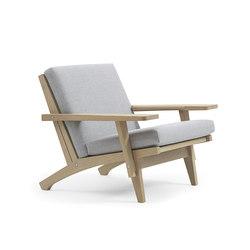 GE 370 Easy Chair | Poltrone | Getama Danmark