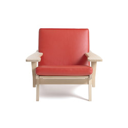 GE 370 Easy Chair | Lounge chairs | Getama Danmark