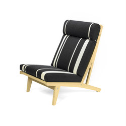 GE 375 High Back Easy Chair | Poltrone | Getama Danmark